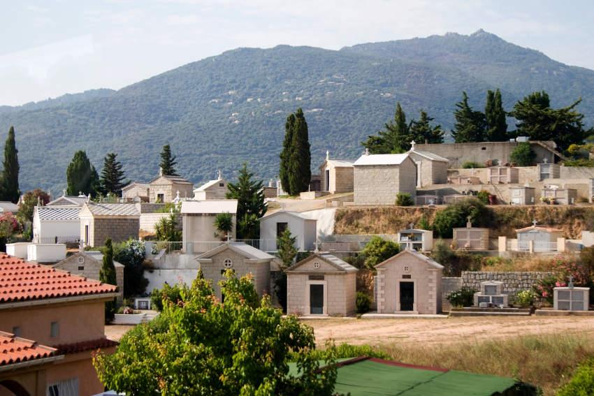 Cementerio de Propriano