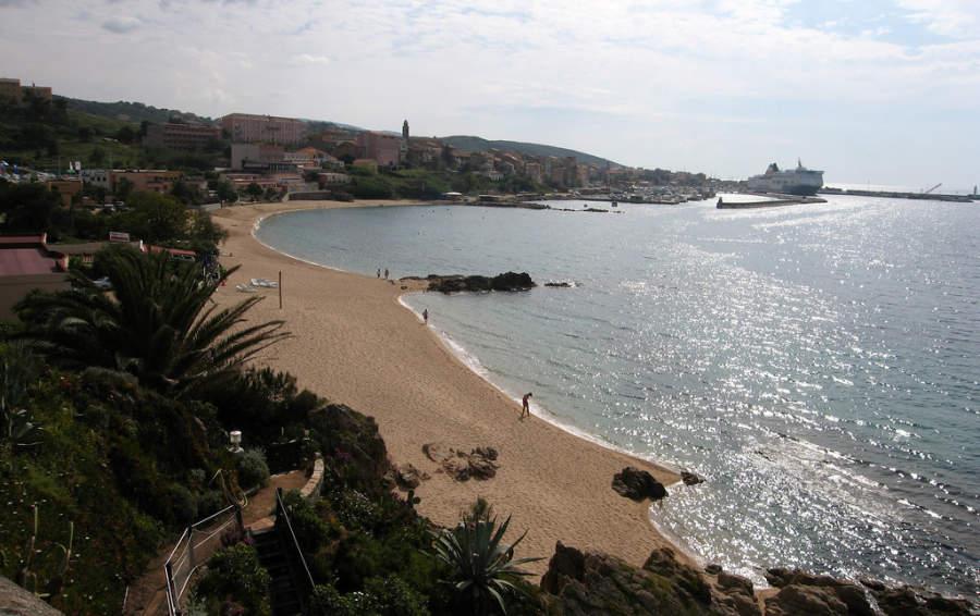 Playa de Propriano