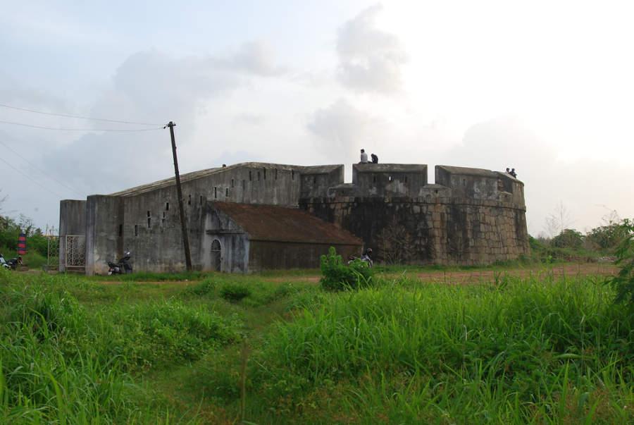 Sultan Battery, fortaleza en Mangalore
