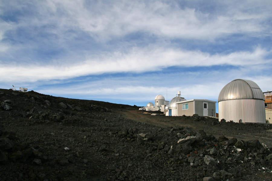 Mauna Loa Observatory, observatorio en el volcán Mauna Loa