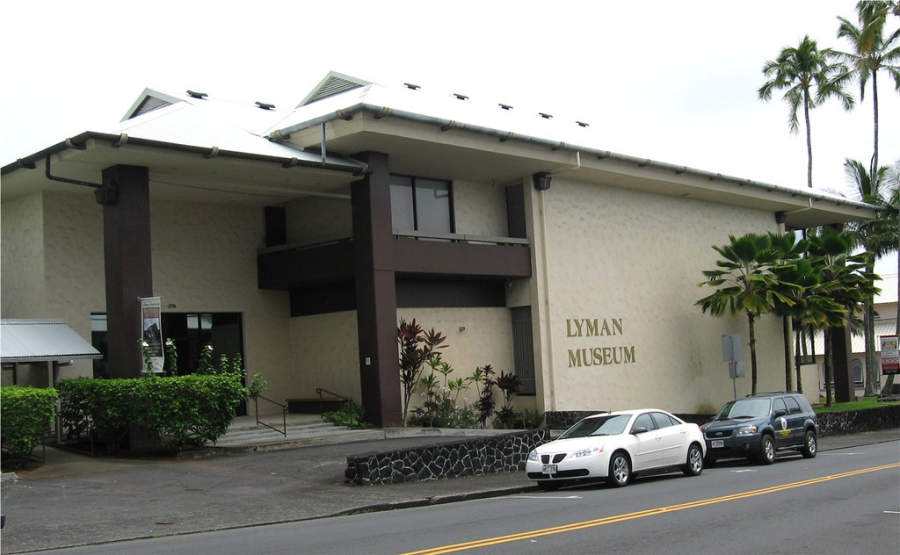 Lyman Museum and Mission House, museo de historia natural