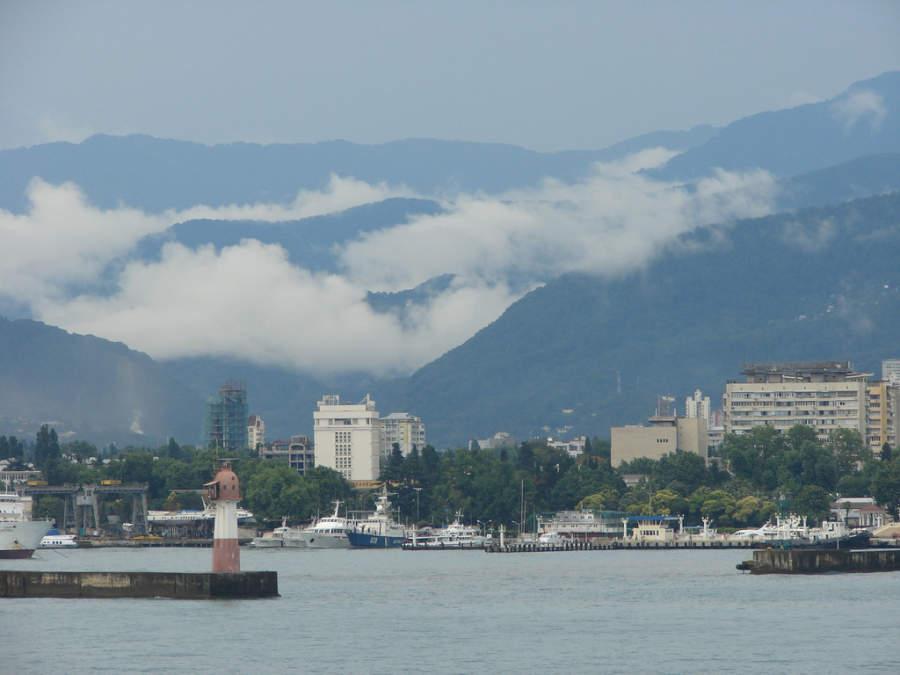 Puerto de Sochi