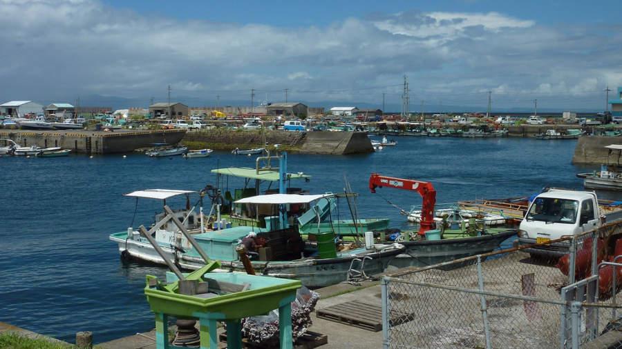 Puerto en Kanoya