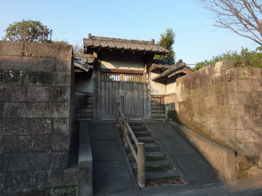 Residencia Samurai en Kanoya