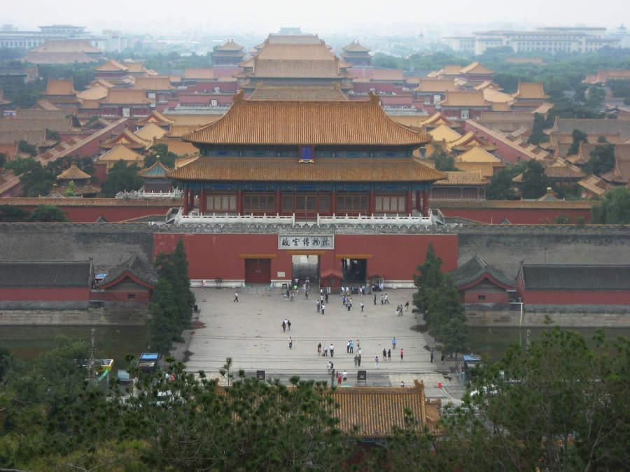 La Ciudad Prohibida o Museo del Palacio Imperial