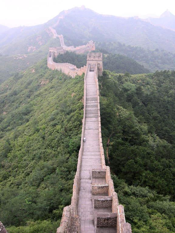 La Gran Muralla China, Patrimonio de la Humanidad