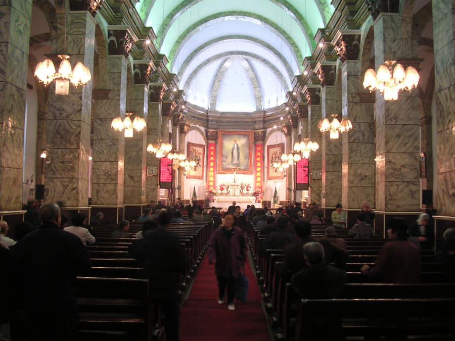 Catedral de la Inmaculada Concepción en Beijing