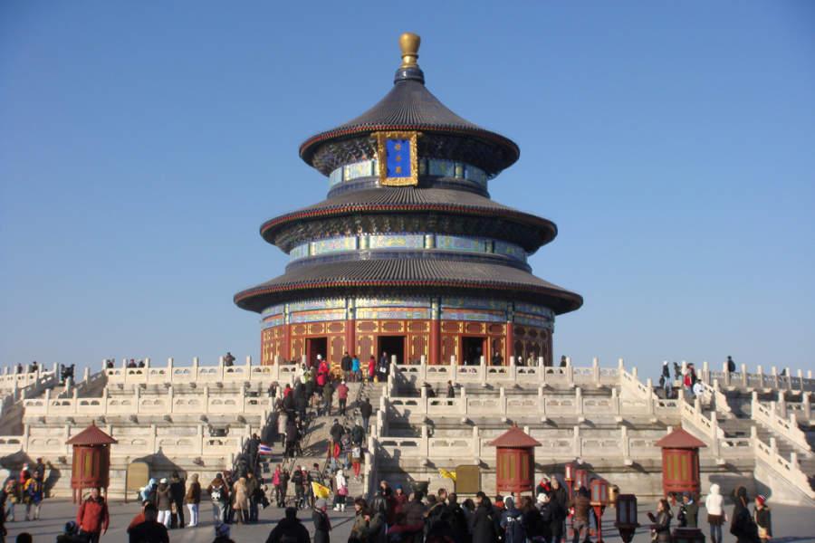 Templo del Cielo, Patrimonio de la Humanidad