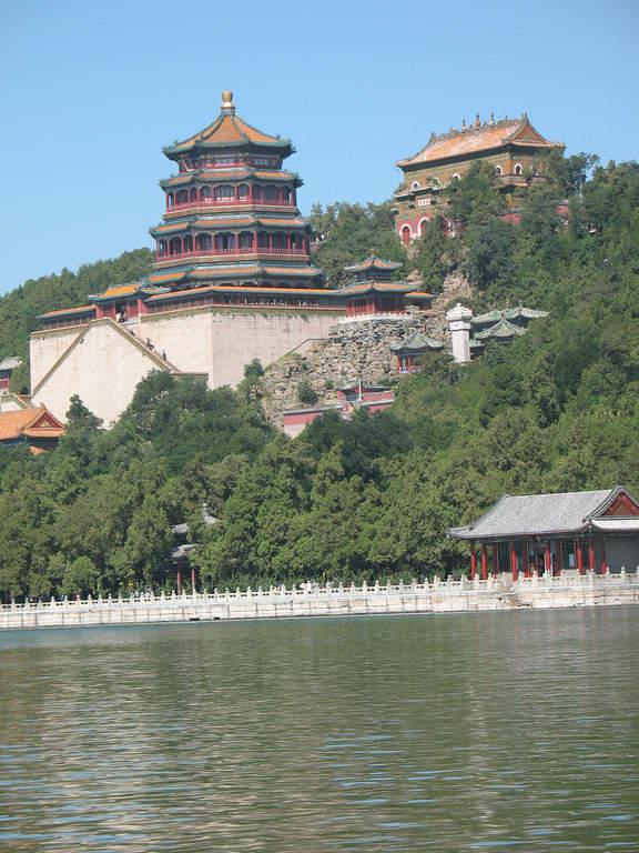 Palacio de Verano, a 12 kilómetros del centro de Beijing