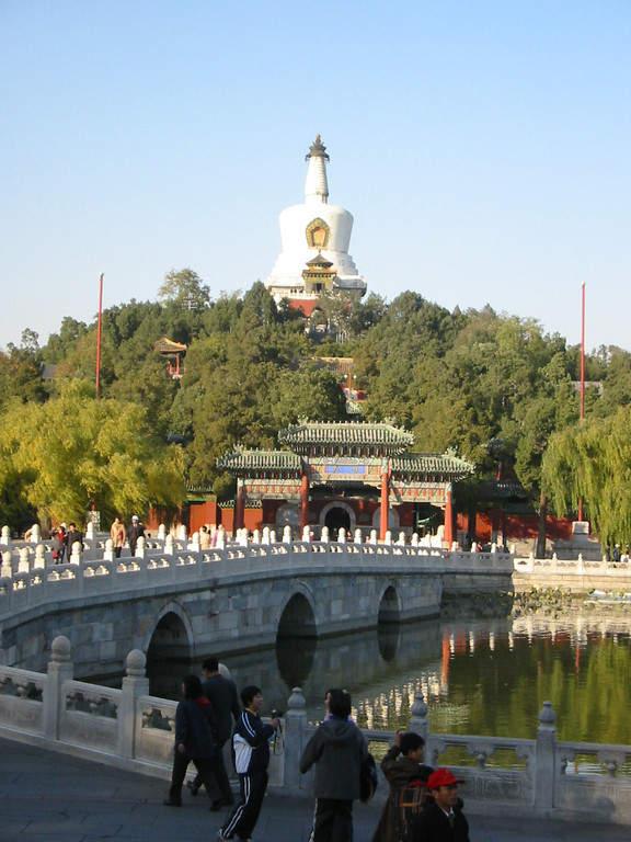 Parque Beihai en Beijing