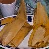 Tamales y atole ,Mexico City, Mexico