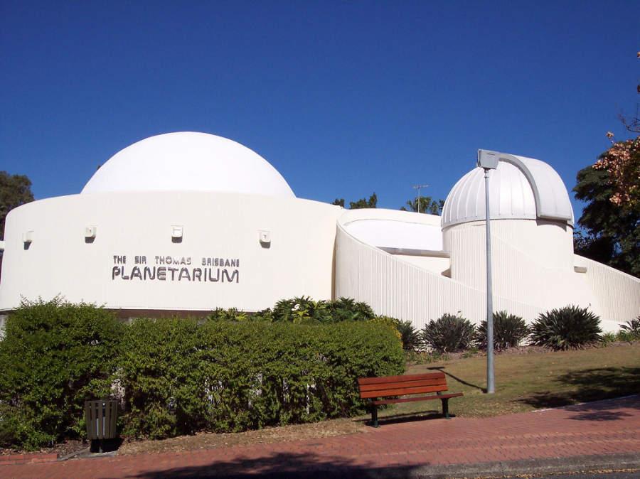 The Sir Thomas Brisbane Planetarium