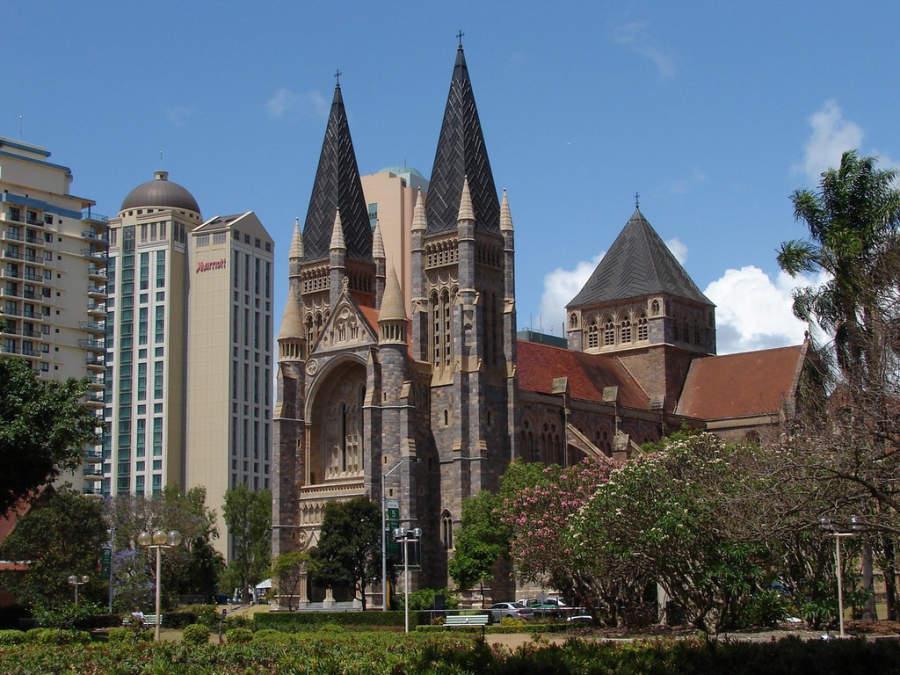 St John's Cathedral en Brisbane