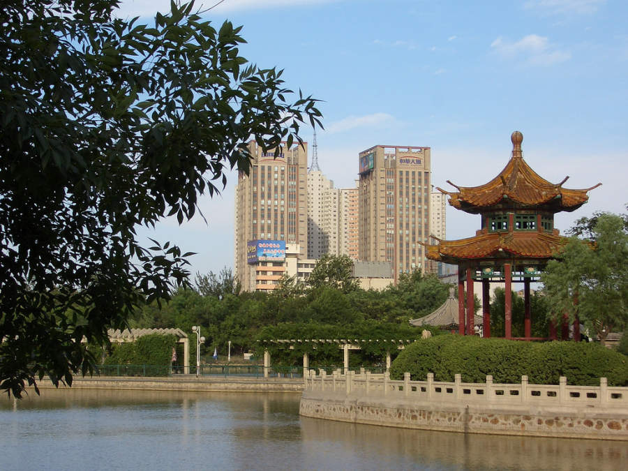 Tianjin People's Park