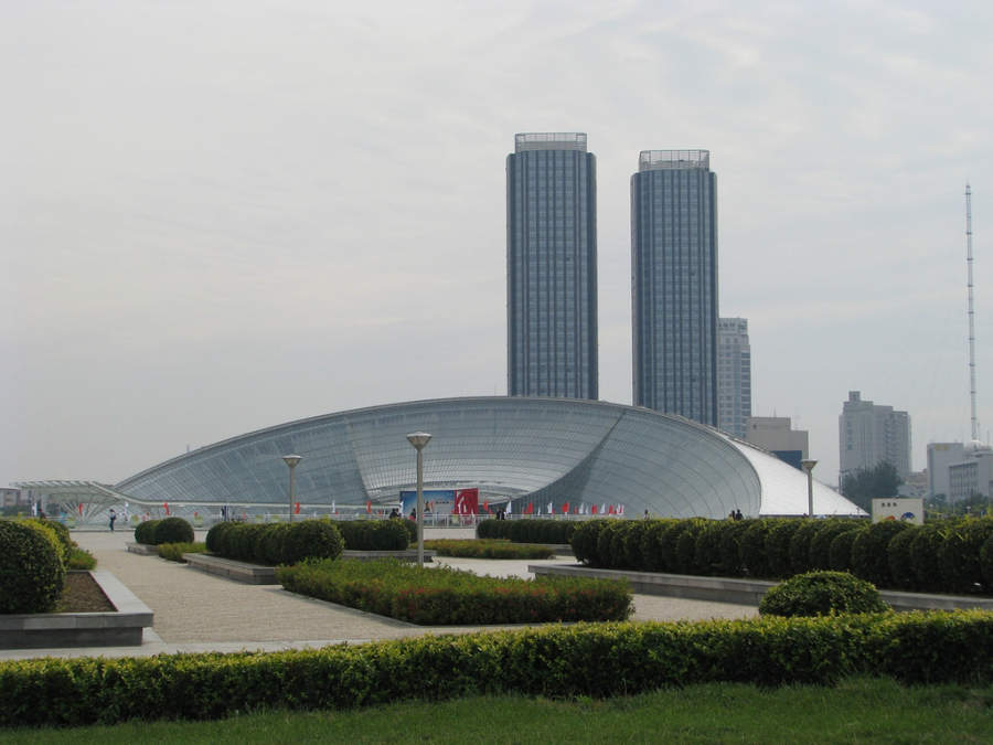 Tianjin Museum, el museo más grande en Tianjín
