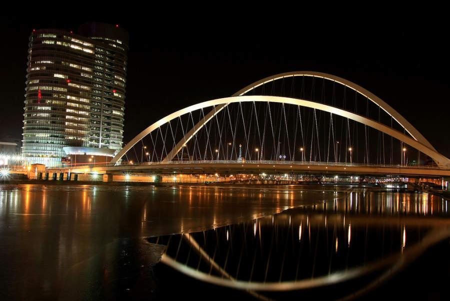 Puente Dagu en Tianjín