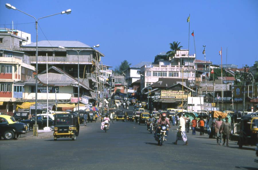 Centro de Port Blair