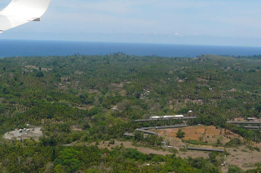 Port Blair es el principal puerto de entrada a las Islas de Andamán y Nicobar