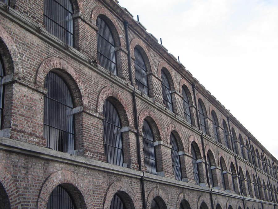 Cellular Jail, antigua prisión colonial