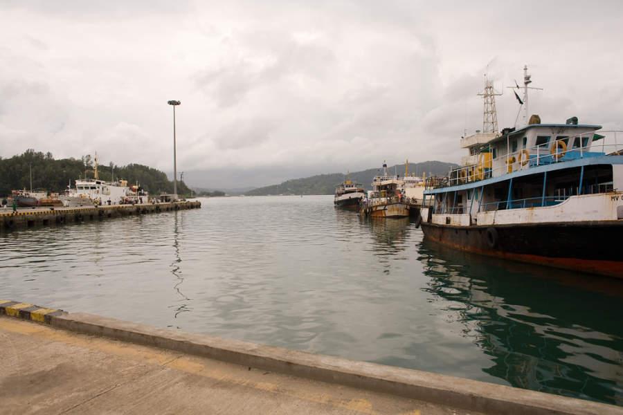 Port Blair es un destino de cruceros
