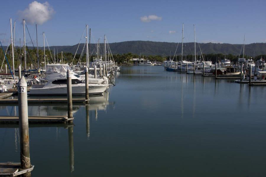 Marina en Port Douglas