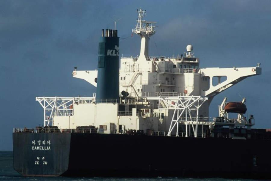 Port Hedland es un puerto natural de anclaje profundo