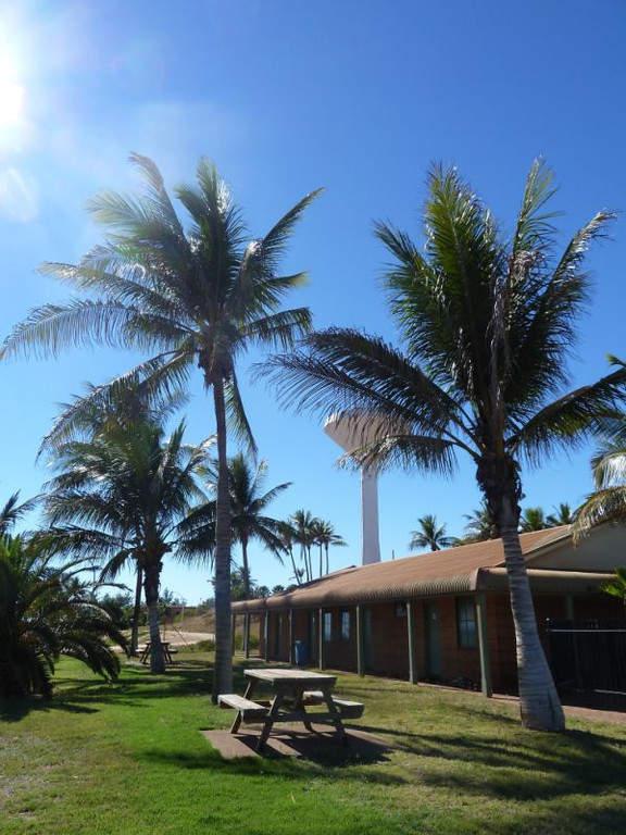 Pequeño hotel en Port Hedland
