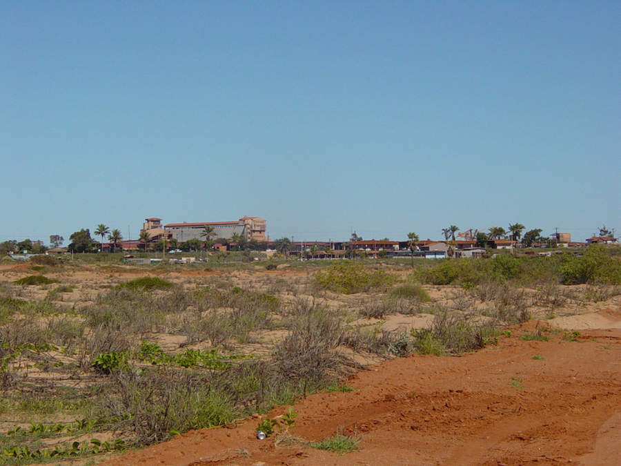 Port Hedland, la ciudad más grande en la región de Pilbara de Australia