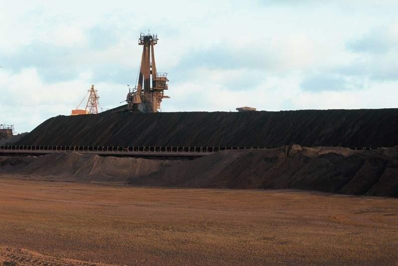 Port Hedland es un puerto minero