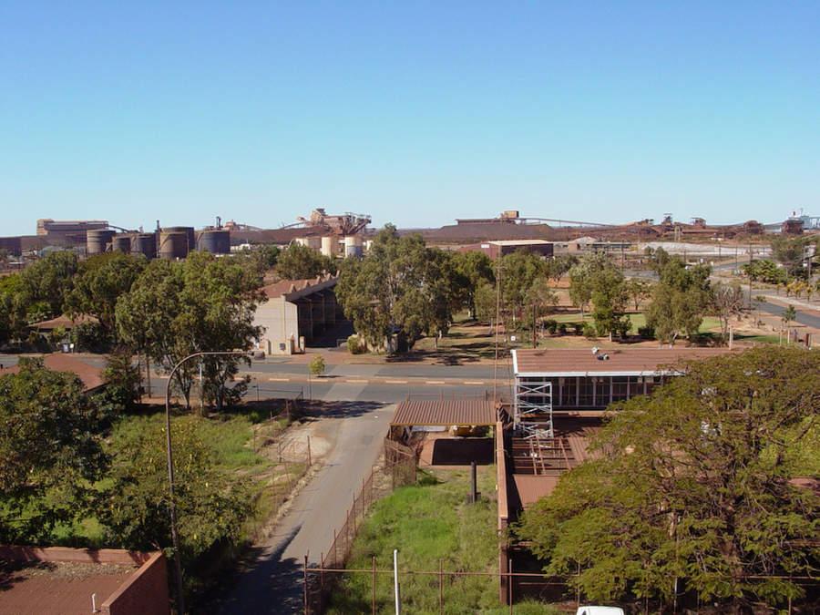 Industrias en Port Hedland