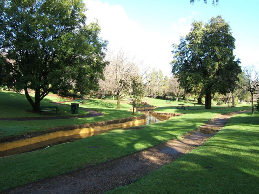 Veale Gardens, Adelaide Parklands