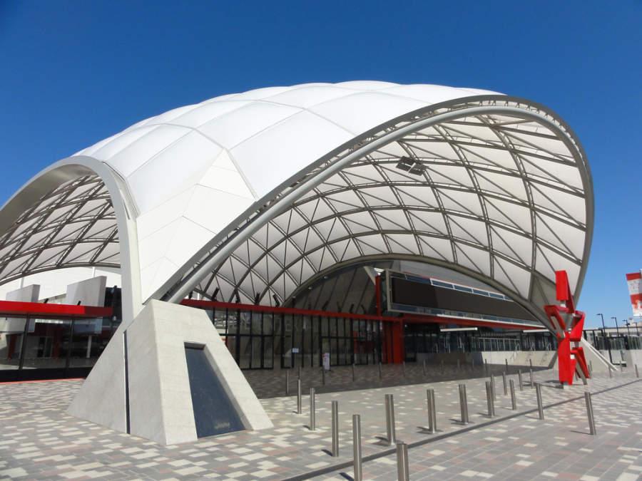 Adelaide Entertainment Centre, estadio techado en Adelaida