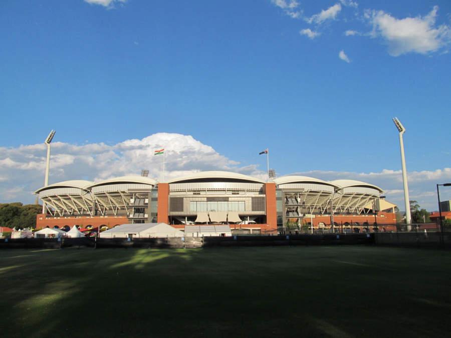 Adelaide Oval, centro deportivo en Adelaida