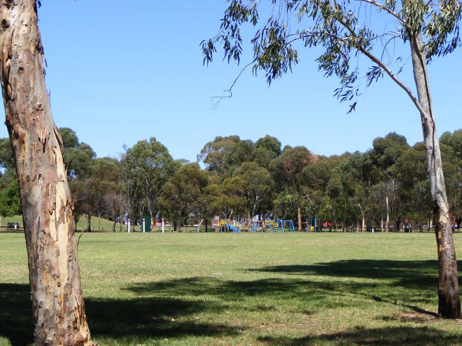 Bonython Park, parque de 17 hectáreas en Adelaida