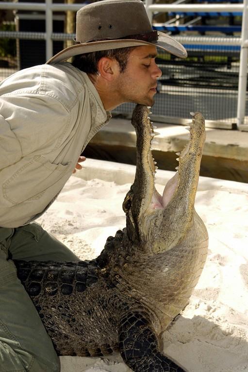 Gatorland es un parque temático en donde puedes ver cocodrilos
