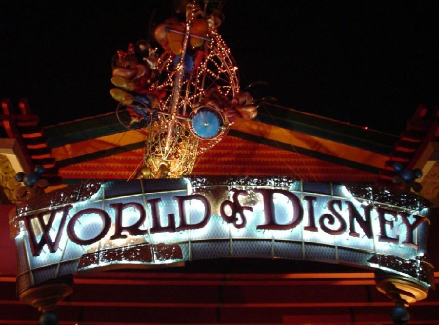 Zona de Downtown Disney