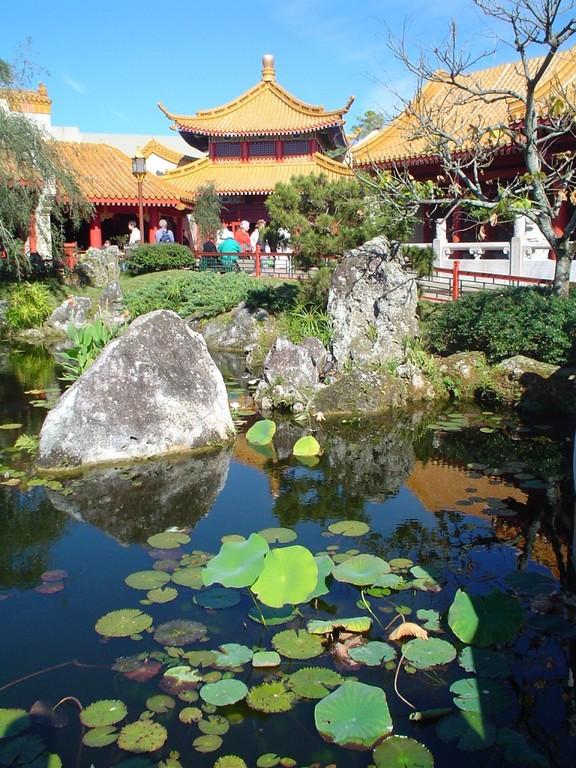 China, zona World Showcase en Epcot®