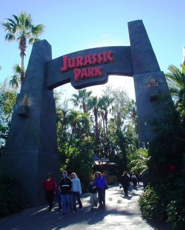 Jurassic Park River Adventure, Universal