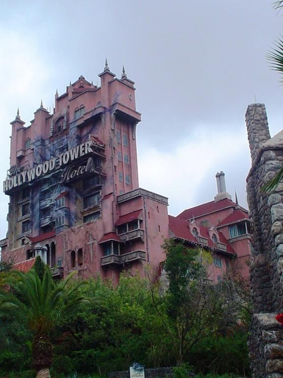 Casa del terror The Twilight Zone Tower of Terror en Disney's Hollywood Studios® Orlando