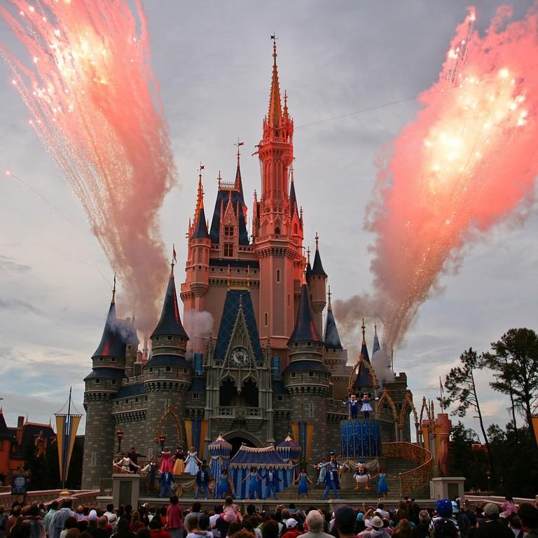 Parque Magic Kingdom®, Walt Disney World