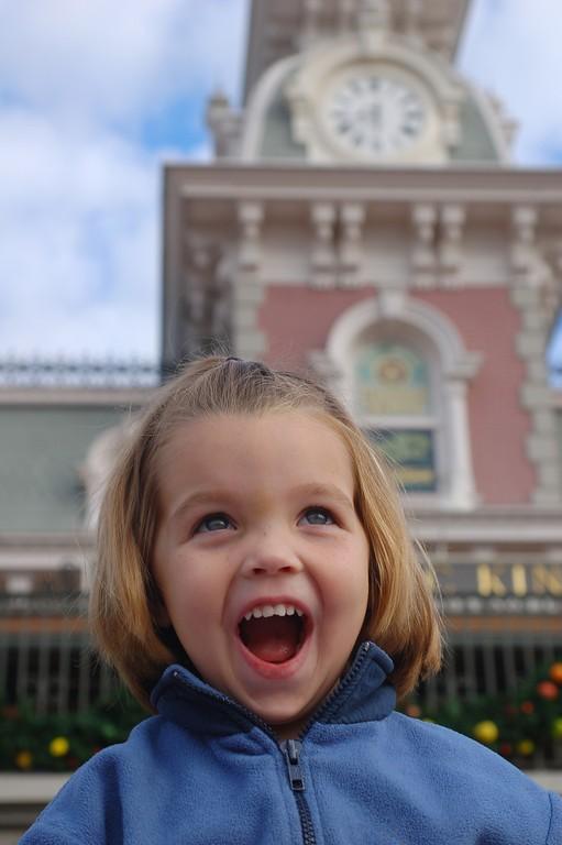 Magic Kingdom® es un parque ideal para familias