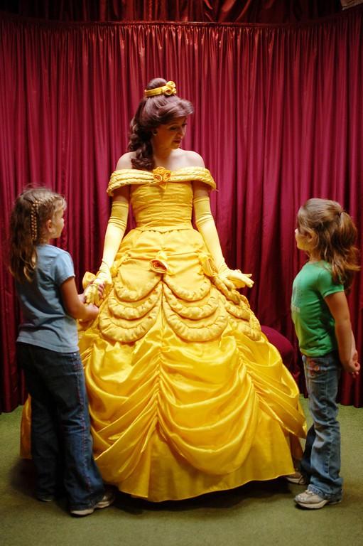 Conoce a los personajes de Walt Disney en Magic Kingdom®