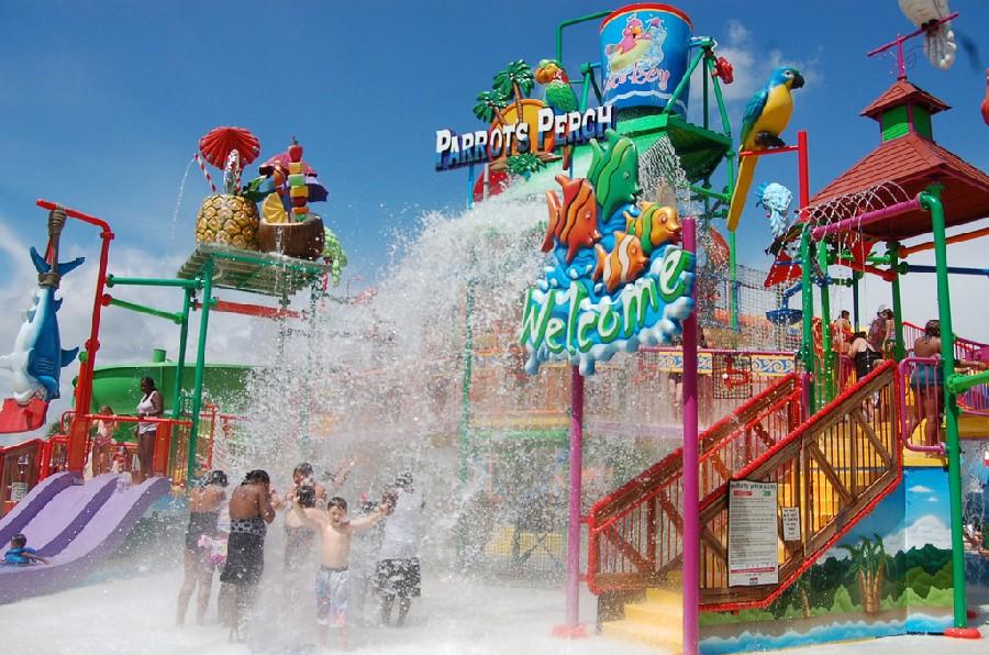 Orlando tiene muchos parques acuáticos