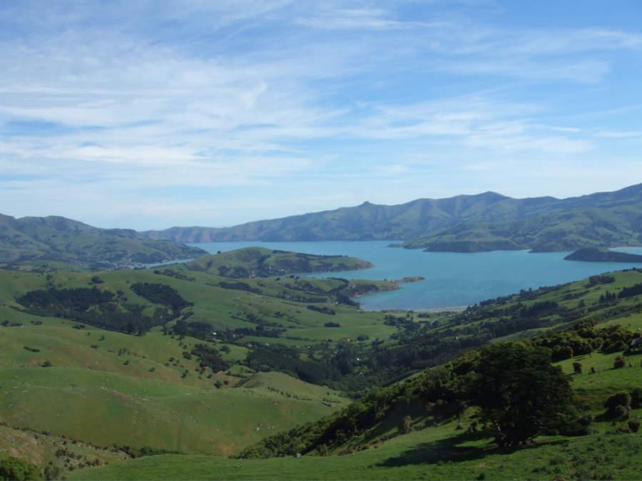 Akaroa, Canterbury, Nueva Zelanda