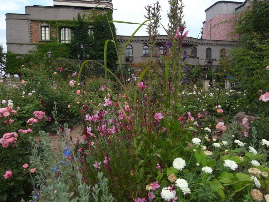 Jardines de Shiroi Koibito en Sapporo