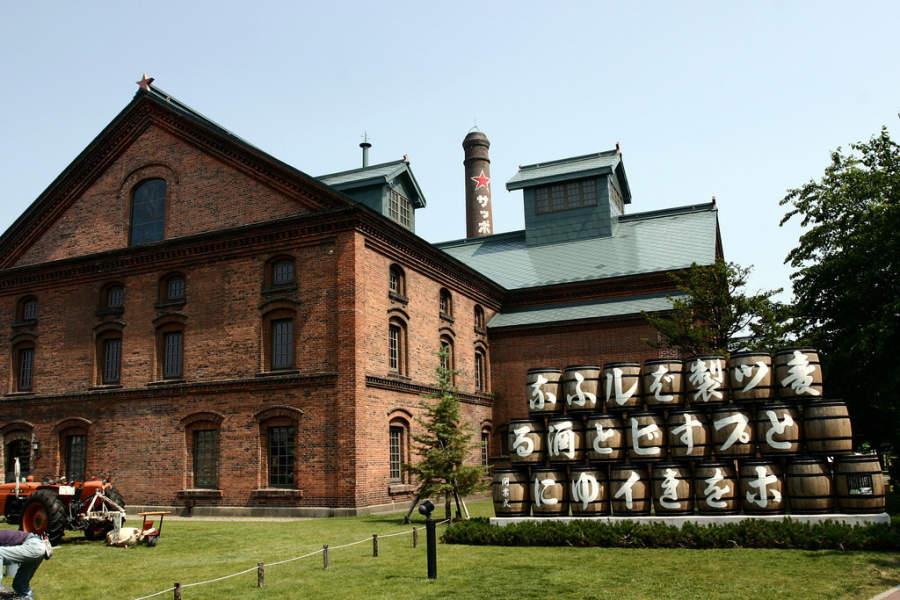 Museo de la Cerveza, patrimonio de Hokkaido desde 2004