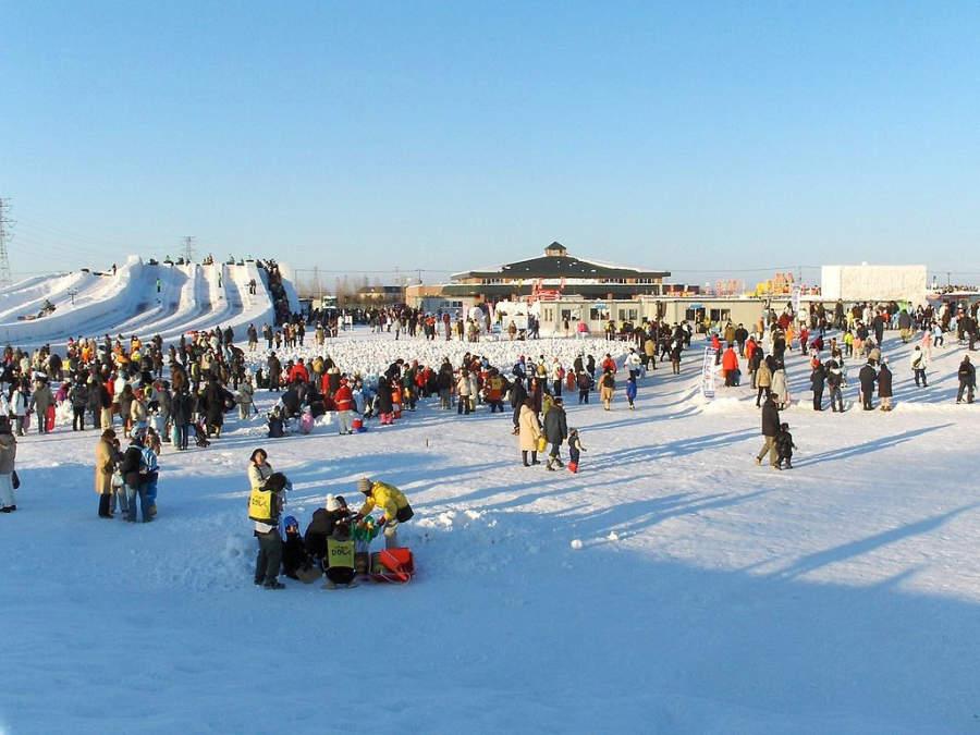 Sapporo Yuki Matsuri, Festival de Nieve en Sapporo