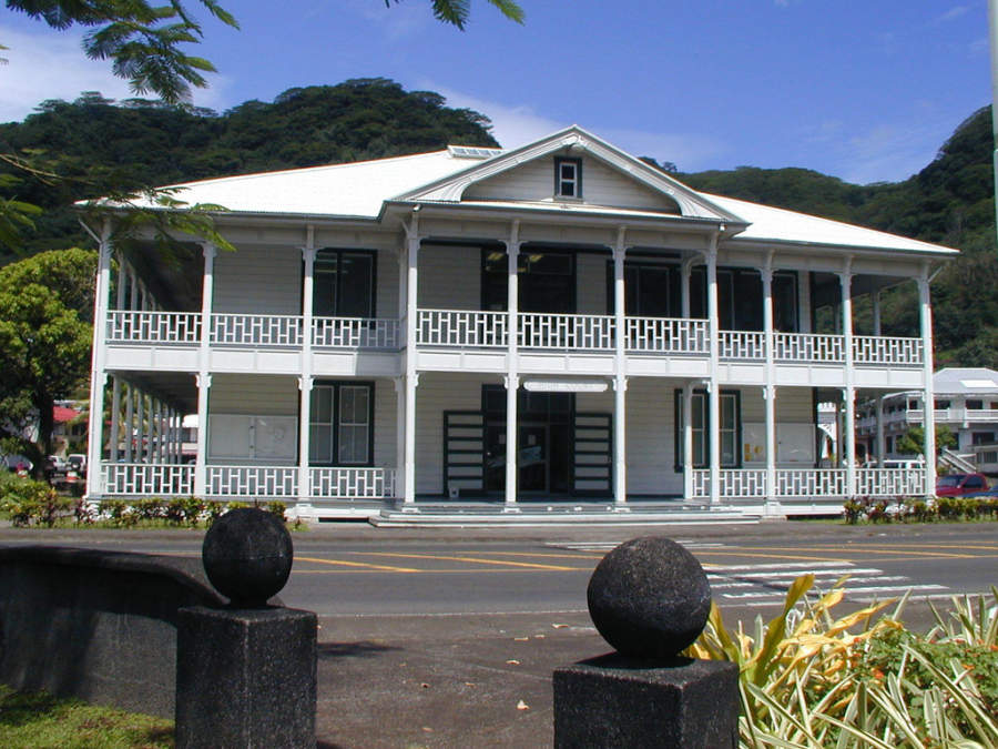 High Court of American Samoa, corte en Pago Pago
