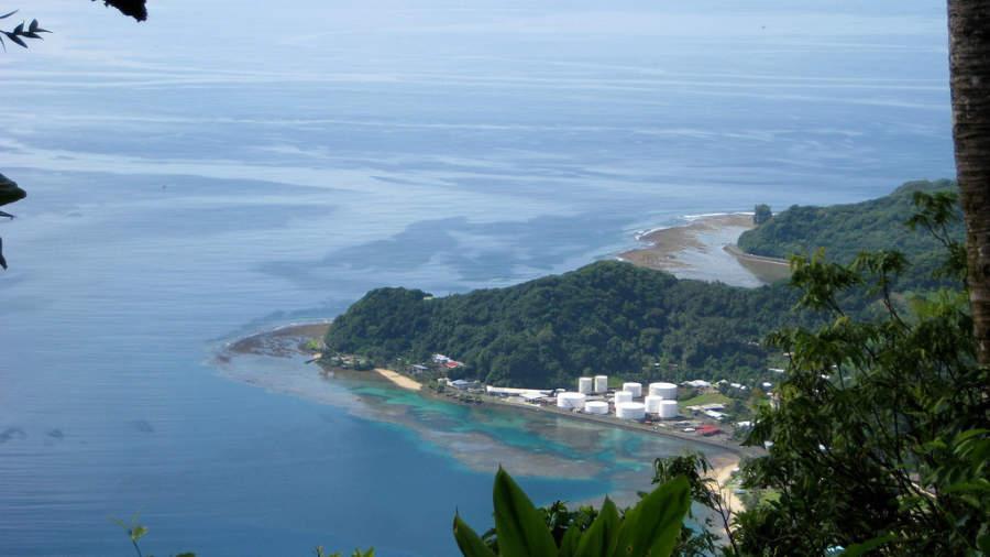 Pago Pago, Samoa Americana
