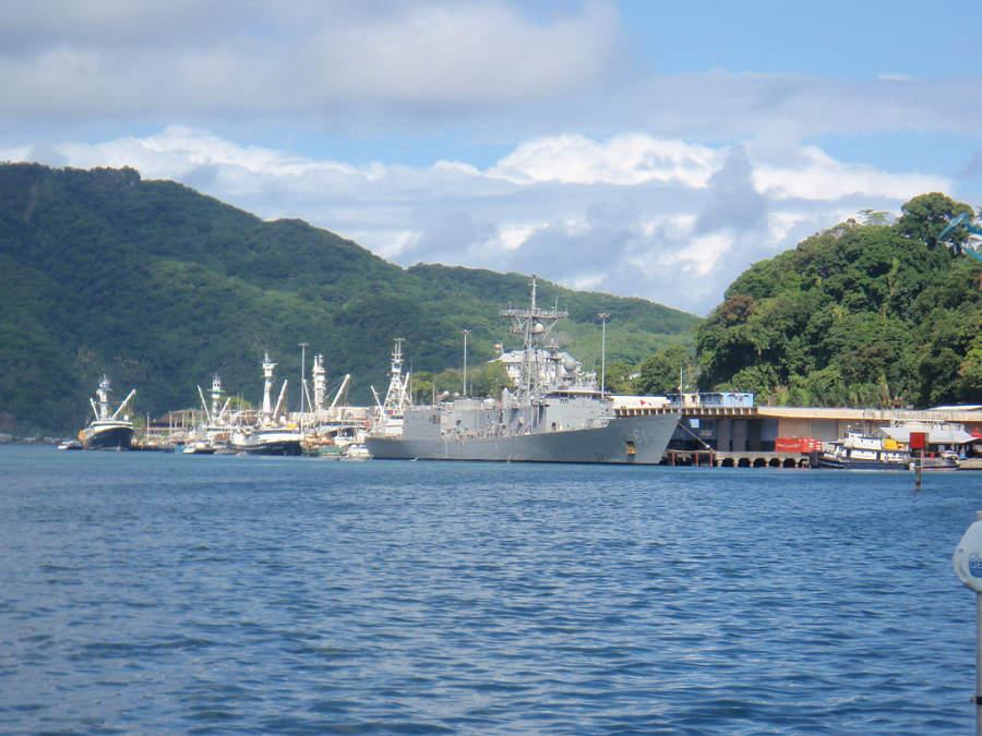 Samoa Americana es un territorio no incorporado de Estados Unidos